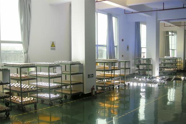 Aging room-Gorgeous Lighting Co.,Ltd.