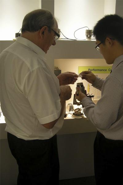 customer meeting-Gorgeous Lighting Co.,Ltd.